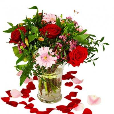 skicka blommor skövde